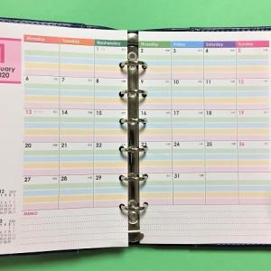 100均の手帳で【システム手帳のリフィル】が簡単に手作りできる!リーズナブルにリフィルを作ってみよう!