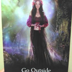 外に出て自然と触れ合う事であなたにエネルギーが充電されます
