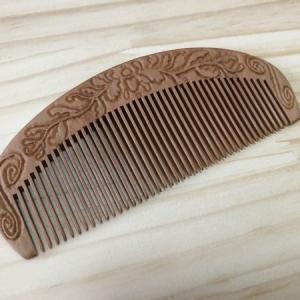 【乾燥する季節に!】DAISOの櫛を使って『つげ櫛風クシ』を作ってみたよ!