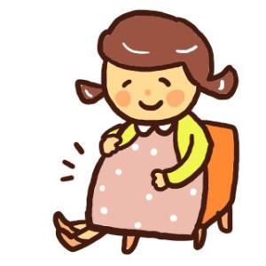 【妊娠25週目】お腹の赤ちゃんがリアクションしてくれてる気がする