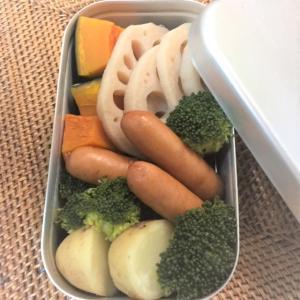 野菜とメスティン