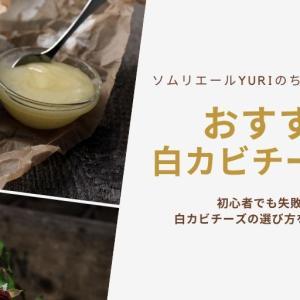 【カマンベールだけじゃない】白カビチーズ7種類を徹底比較!初心者にもおすすめチーズまとめました!