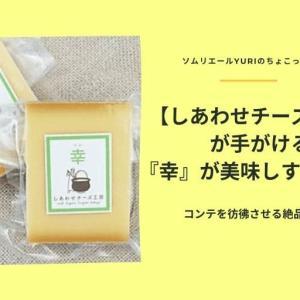 しあわせチーズ工房の『幸』が本格的過ぎて、美味しすぎて大ファンになった!