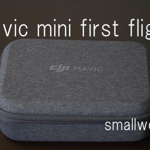 DJI mavic mini first flight in niigata / マビックミニ初飛行 新潟市空撮スタート / movie vol.19