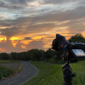 アイフォンイレブンプロで撮る朝日・夕日 / morning&evening shot in niigata shot on iphone11pro / photolog vol.9