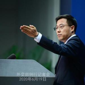 <環球時報>中国インド国境紛争 責任はインドにある 中国外交部会見