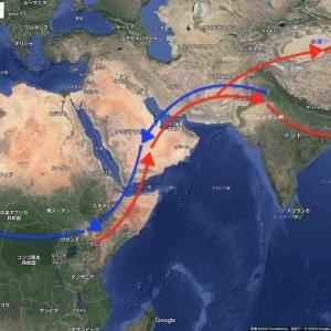 サバクトビバッタはインドへ、中国にはもっと怖い害虫が