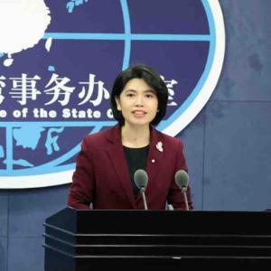大統領就任式に台湾代表が出席 中国の見方:金を払って出席しただけ バイデンは中国を怒らすことは無い