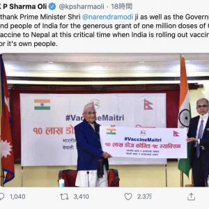 インドがワクチン外交を展開 中国に対抗 インドには世界最大のワクチンメーカーがあった