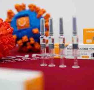 中国のワクチンパスポートが国際的に認められるかは、中国製ワクチンのデータ不足が障害に