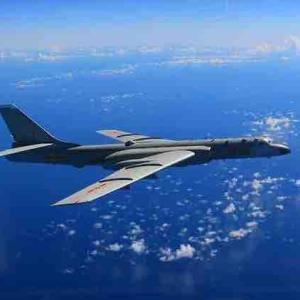 中国軍機25機が台湾空域へ侵入 今年最大規模