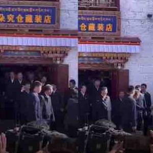 習近平が総書記就任後初めてチベット・ラサを訪問 チベット完全制圧の宣言か