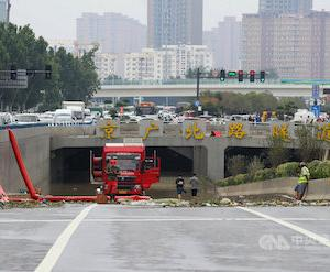 河南省鄭州市の京広北路トンネル冠水事故は国家機密 犠牲者は6000人以上との見積もりも
