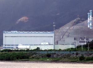 放射性物質の濃度が上昇した台山原子力発電所1号機が運転停止 保守点検のため