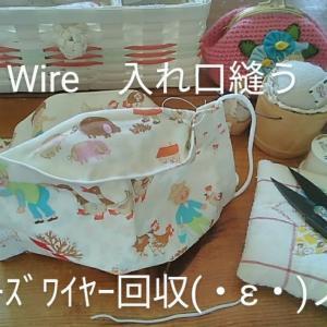 back to square one😳遊ぶ縫い物🌼レーズンパン.豚ロース厚切りの甘酢トンテキ~
