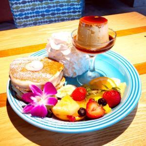 【パンケーキ】ハワイ気分♪コナズ珈琲でスイーツ!