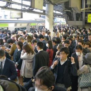 【新型コロナ】専門家会議「満員の通勤電車は3密ではない」