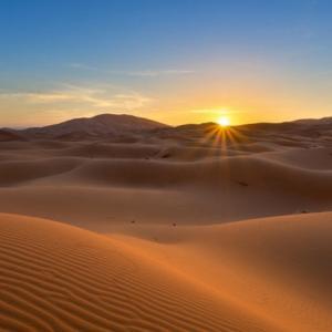 【悲報】2070年までに30億人が「サハラ砂漠」級の暑さの中で暮らす懸念 平均29℃以上に