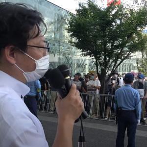 【川崎】日本第一党が街頭宣伝 在日コリアン3世「外国人は生活保護で優遇されるなどのデマがあった」