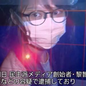 【香港】周庭氏逮捕…民主活動家・羅氏「日本の皆様のサポートが必要です」