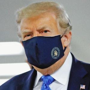 【米大統領】トランプノマスク、全米学校に最大1億2500万枚配布…学校再開促す狙い