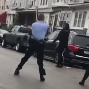 【米国】黒人男性が警官に射殺される 動画拡散、抗議デモで一部が暴徒化 フィラデルフィア