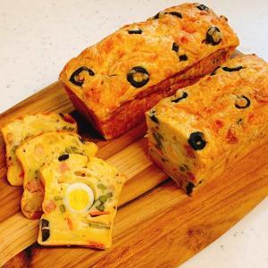 食事もケーキ? お惣菜ケーキ『ケーク・サレ』の作り方