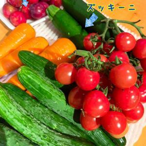季節のお野菜いただきました❤️