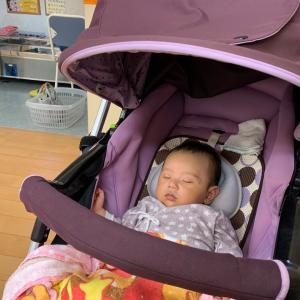 かわいい赤ちゃんご来院⁉️