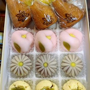 ご近所グルメ  〜松屋菓子舗さん〜