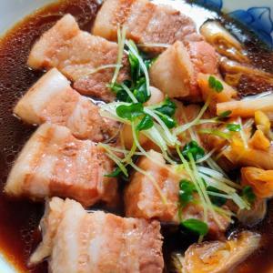 手抜きご飯〜豚の角煮〜