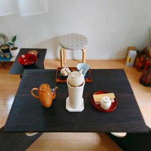 煎茶道教室体験会をしました。