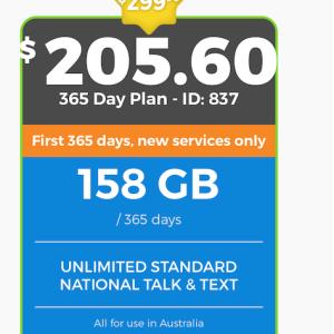 【オーストラリアワーホリ】携帯SIMカードのオススメはCatch Connect(キャッチコネクト)!!