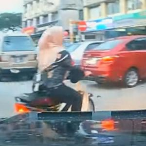 マレーシアのドラレコ動画、派手な物はないがマナーは気になります・・・