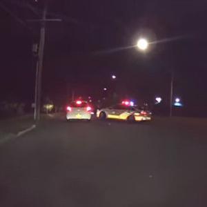 オーストラリアのドラレコ動画・違反者が警察に捕まるのはやはり爽快!
