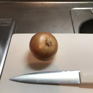 ハンバーグの基本(玉ねぎ)