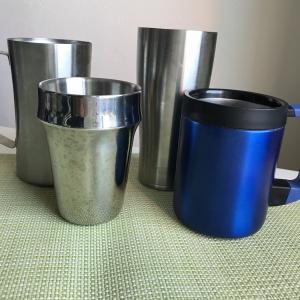 夏の必需品、真空断熱スタッキングカップ
