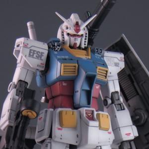HG 1/144 RX-78-02 ガンダム ジ・オリジン前期型