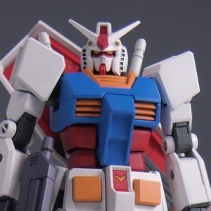 エントリーグレードRX-78-2ガンダム アニメ仕様