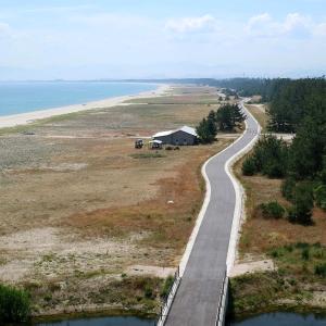 弓ヶ浜サイクリングコース