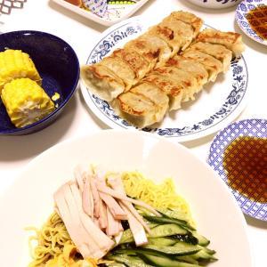夜ご飯 冷麺