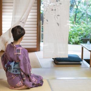 絽と紗、夏着物とは ~きもののまち京都から~