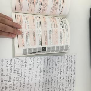 【19日目】休憩時間1時間をTOEICの学習に充てる