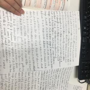 【22日目】休憩時間1時間をTOEICの学習に充てる