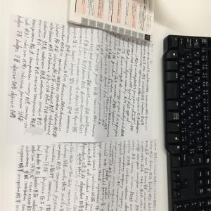 【24日目】休憩時間1時間をTOEICの学習に充てる