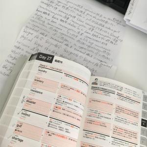 【45日目】休憩時間1時間をTOEICの学習に充てる