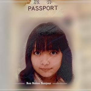 ♡ パスポート写真から学んだこと