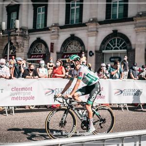✈︎  Tour De France Day 14 Clermont Ferrand