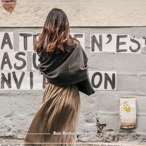 ♡ 壁に見るメッセージ | Collage Feminicide