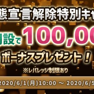 現在100,000円の口座開設ボーナス開催中!is6comを紹介!